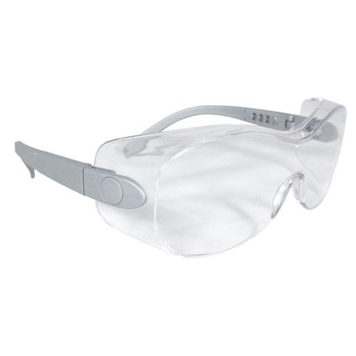 SH6-10 Silver Frame/Clear Lens. Shop Now!