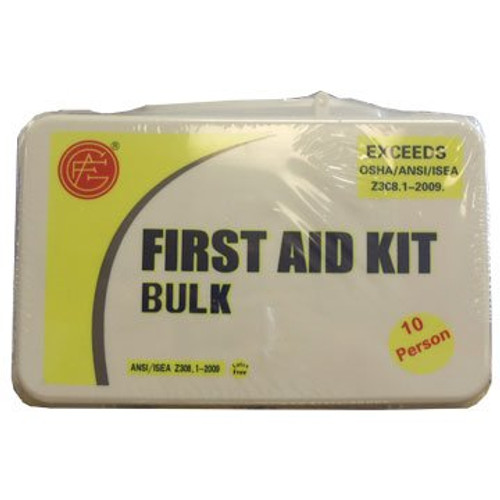 Genuine First Aid Kit 10 Person ANSI 2009 Industrial. Shop now!
