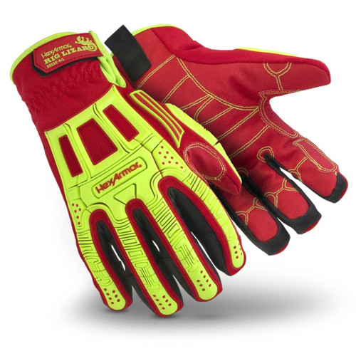 HexArmor 2023X Rig Lizard Arctic Reusable Cut Resistant Gloves. Shop Now!