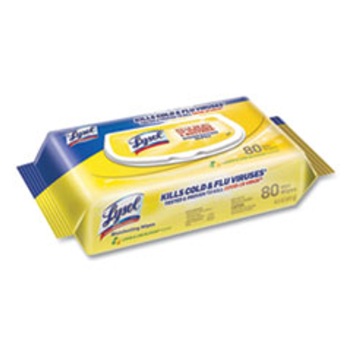 Reckitt Benckiser Lysol Disinfecting Wipes Flatpacks. Shop Now!