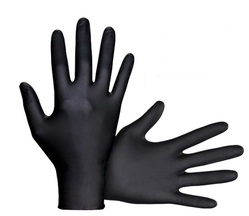 Buy 6mil industrial Heavy Duty powder free Disposable Nitrile Gloves today!