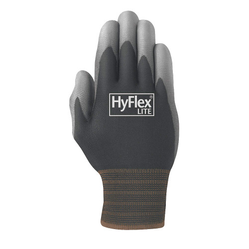Ansell HyFlex Multi-Purpose Palm Coated Light -Duty Glove with Knitwrist Cuff. Shop Now!