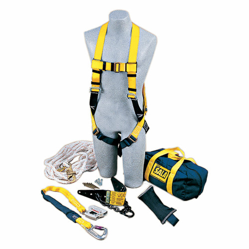 Roofer's Fall Protection Kit 2104168- Heavy-Duty Anchor. Shop Now!