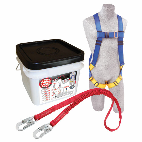 Protecta 2199809 Compliance in a Can Light Roofer's Fall Protection Kit. Shop now!