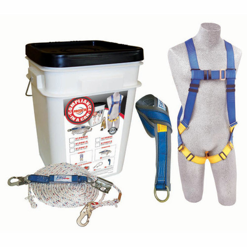 Protecta 2199815 Compliance in a Can Roofer's Fall Protection Kit. Shop Now!