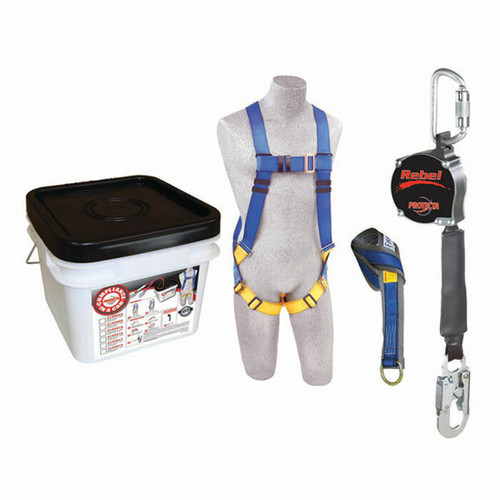 Protecta 2199819 Compliance in a Can Roofer's Fall Protection Kit. Shop Now!