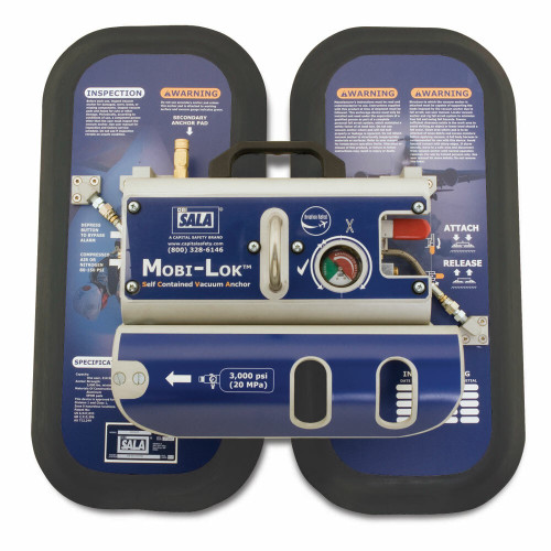 DBI 2200108 Mobi-Lok Vacuum Anchor with Air Bottle Attachment - Aviation Industry. Shop Now!