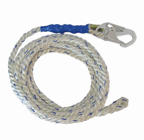 FallTech Premium Polyester Vertical Lifeline. Shop Now!
