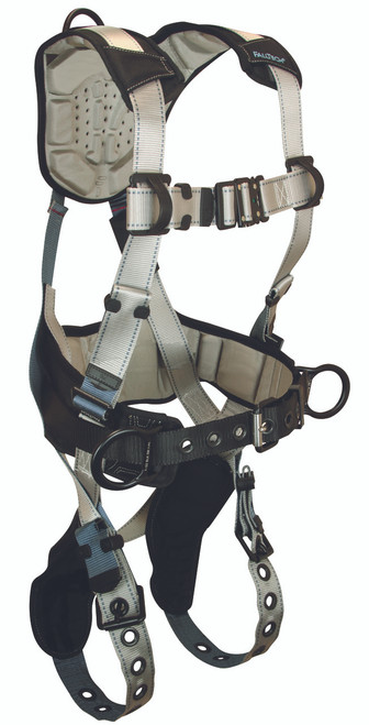FallTech FlowTech Full Body Belted Construction Harness. Shop Now!