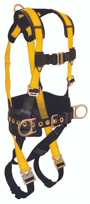 FallTech 7035QC Journeyman Full Body Harness. Shop Now!