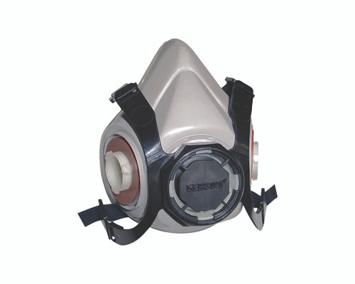 Gerson 9300E Half Mask Face Piece Reusable Respirator Series 9000 available in Large size with Gerson Category Number 089300E. Shop now!