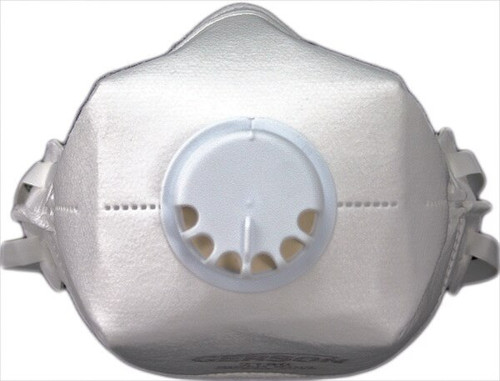 Gerson 2180C N100 Particulate Respirator with Valve with Gerson Categoray Number 082180C. Shop now!