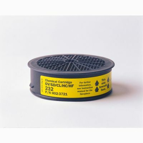 Sundstrom SR232 Organic Vapor Acid Gas Cartridge. Shop Now!