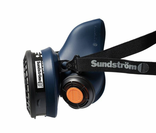 Sundstrom SR100 Half Mask Air Purifying Respirator available in three sizes. Shop Now!
