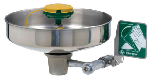 Haws 7460 Unmounted Stainless Steel Bowl Eye Face Wash. Shop Now!