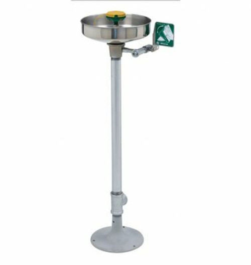 Haws 7361-7461 Pedestal Mounted with Floor Range. Shop Now!
