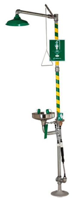 HW-8300.158 AXION® MSR Emergency Shower and Eyewash. Shop Now!