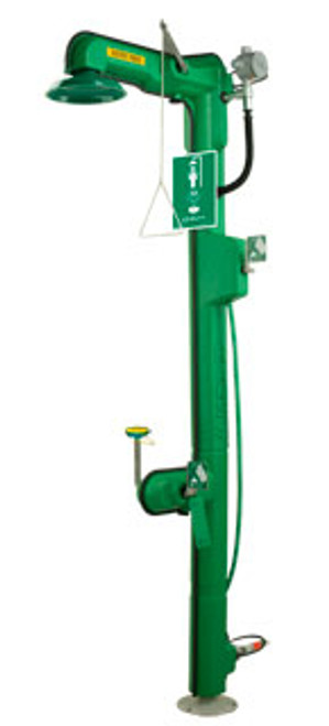 Haws 8317CTFP.220V XION® MSR Freeze Protected Shower and Eye/Face Wash. Shop Now!