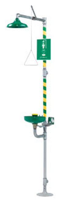 Haws 8320-8325 AXION MSR Emergency Shower and Eye/Face Wash. Shop Now!