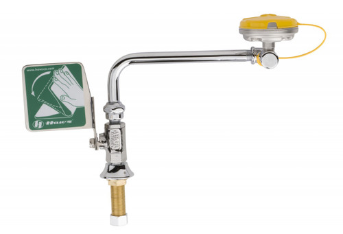 Haws 7612LH AXION® MSR Sink Mount Eye/Face Wash. . Shop Now!