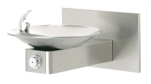 1001BP With Round Sculpted Bowl Stainless Steel. Shop Now!