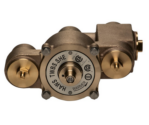 Haws TWBS.SHE Lead Free Emergency Tempering Valve. Shop now!