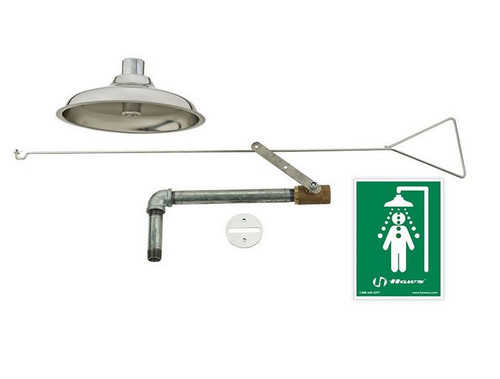 Haws 8169 MSR Emergency Drench Shower. Shop now!