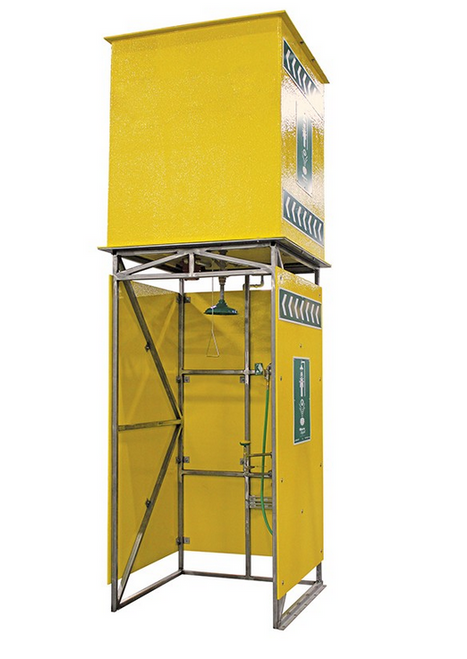 Haws 8770 Indoor Gravity Fed Shower. Shop now!