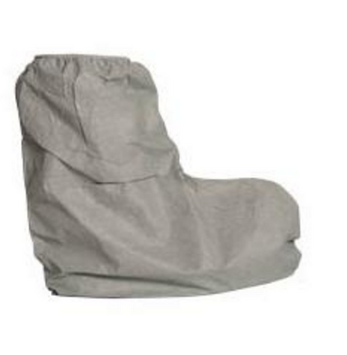 DuPont FC454S Tyvek 18 Inch High FC Boot Covers w/ Skid-Resistant Sole. Shop now!