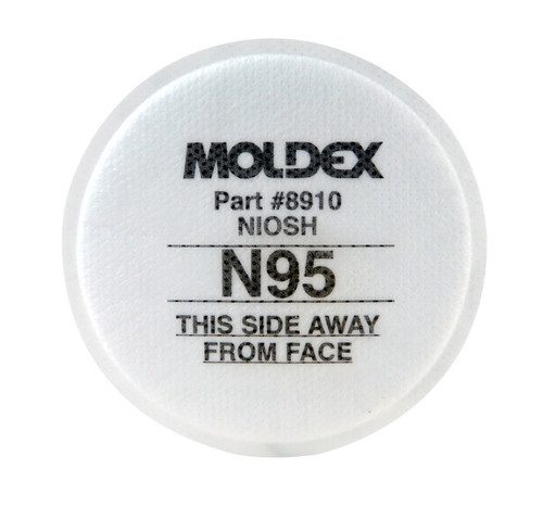 Moldex N95 Particulate Filter. Shop Now!