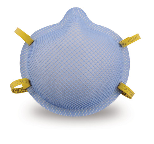 Moldex 1510 Series 1500 N95 Healthcare Respirator and Surgical Mask as shown in Extra Small. Shop now!