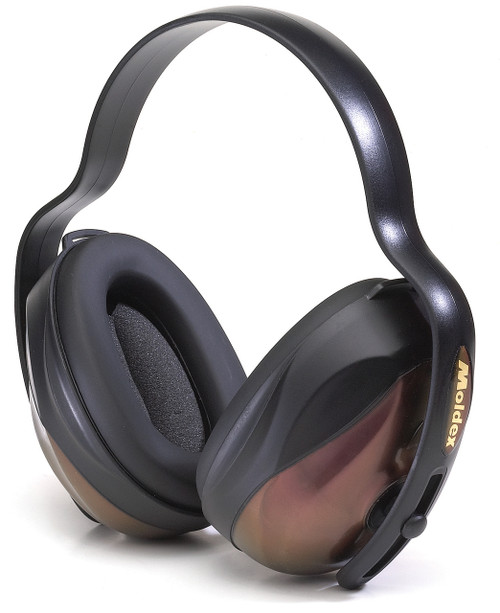 Moldex 6200 M2 Multi Position Over the Head Earmuffs NRR 26. Shop now!