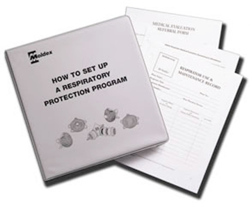 Moldex 0701 Respiratory Protection Program Manual