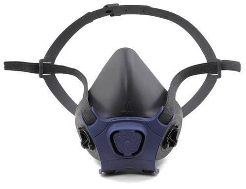 Moldex 7001 Series 7000 Reusable Half Mask Facepiece Respirator as shown in Medium. Shop now!