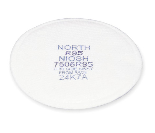North Safety R95 Particulate Filter Pad. Shop now!