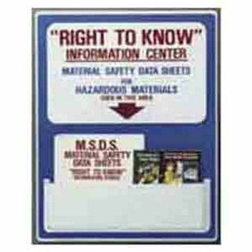Safeguard Right To Know Station