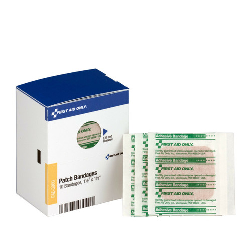 First Aid Only FAE-3000 SmartCompliance Refill Plastic Bandages. Shop Now!