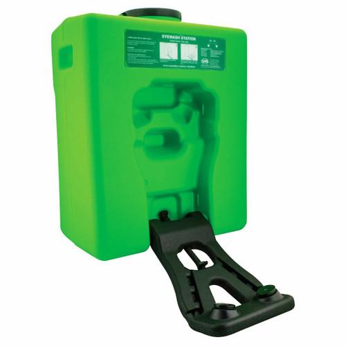 SAS Safety 9-Gallon Portable Emergency Eyewash Station. Shop Now!