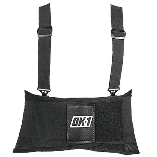 OK 505S Premium Lumbar Back Support available in Black Color. Shop now!