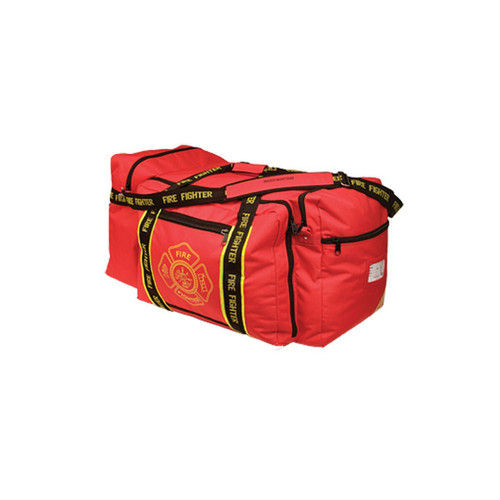 OK 3000 Large Gear Bag with Maltese Cross Logo with a Huge 4.5 Cu. Ft. of Interior Storage available in Red Color. Shop now!