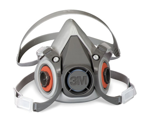 3M Half Facepiece Reusable Respirator Series 6000