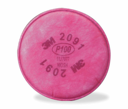 3M 2091 P100 Particulate Filter disk. Shop now!