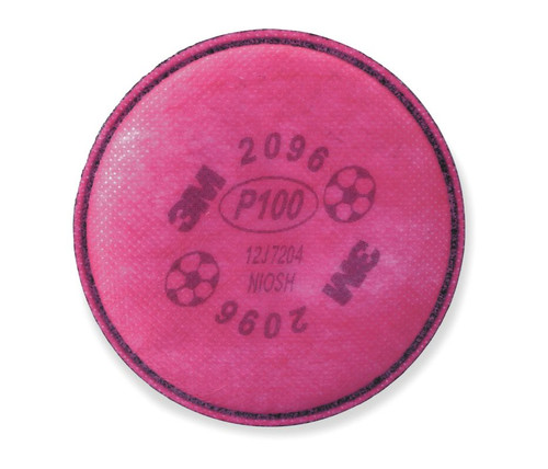3M 2096 P100 Particulate Filter with Nuisance Level Acid Gas Relief. Shop now!