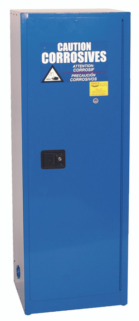Buy Eagle CRA-2310 Metal Acid Corrosive Safety Cabinet 24 Gal Self Close today and SAVE up to 25%.