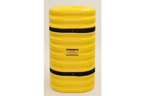 SAVE up to 25% on Eagle 1710 10 In Column Protector Yellow w/ Black Straps (42 in High). Shop Now!