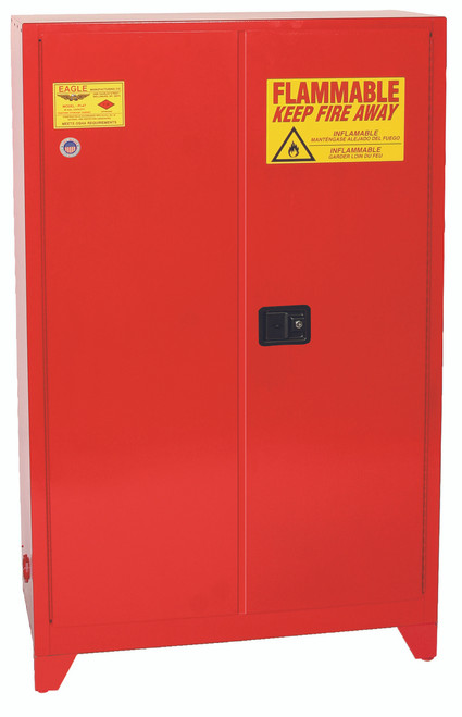 Buy Eagle PI47XLEGS Manual Close 60 Gal Paint & Ink Tower Safety Cabinet today and SAVE up to 25%.