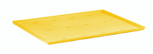 Eagle 29051 Polyethylene Tray/Sump Combination For Shelf 29936, 12/15/16/22/24-Gal. Safety Cabinet,Yellow. Shop Now!