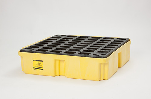 Buy Eagle 1633 Yellow 1 Drum Modular Platform no Drain today and SAVE up to 25%.