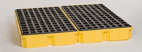 Buy Eagle 1634 Yellow 4 Drum Modular Platform no Drain (2 Piece) today and SAVE up to 25%.