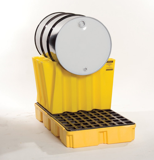 Buy Eagle 1605 Yellow Poly Drum Cradle today and SAVE up to 25%.